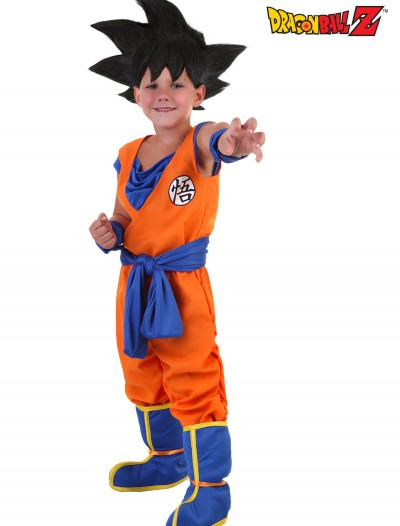 Toddler Goku Costume buy now