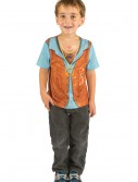 Toddler Hairy Chest Costume TShirt buy now