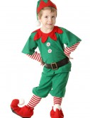 Toddler Happy Christmas Elf Costume buy now