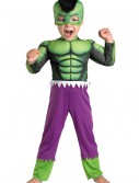 Toddler Hulk Muscle Costume buy now