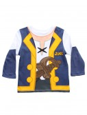 Toddler Jake and the Neverland Pirates Costume T-Shirt buy now
