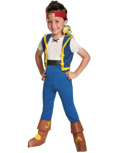 Toddler Jake and the Neverland Pirates Light-Up Costume buy now