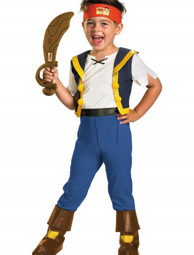 Toddler Jake Never Land Pirate Costume buy now