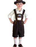 Toddler Lederhosen Boy Costume buy now