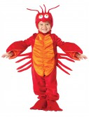 Toddler Lil Lobster Costume buy now