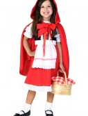 Toddler Little Red Riding Hood Costume buy now