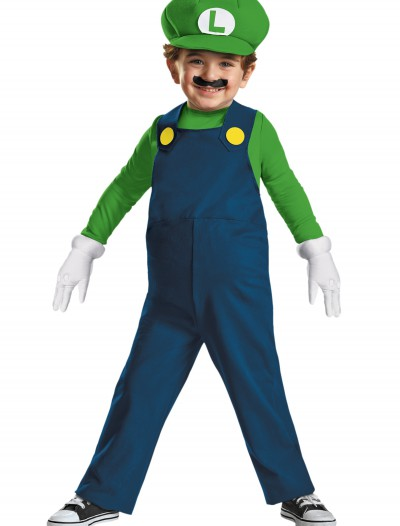 Toddler Luigi Costume buy now