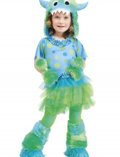 Toddler Monster Miss Costume buy now