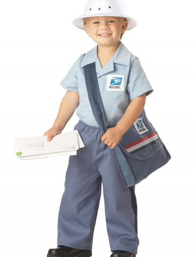 Toddler Mr. Postman Costume buy now