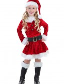 Toddler Mrs Claus Costume buy now