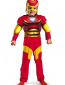 Toddler Muscle Chest Iron Man Costume buy now