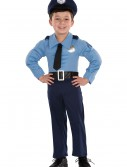 Toddler Muscle Chest Police Costume buy now