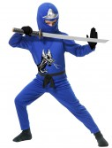 Toddler Ninja Avengers Series II Blue Costume buy now