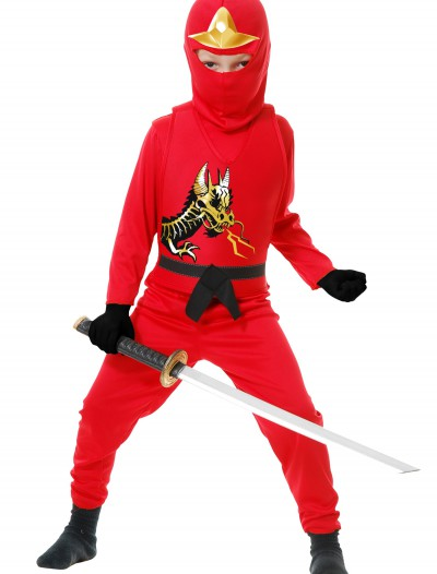 Toddler Ninja Avengers Series II Red Costume buy now