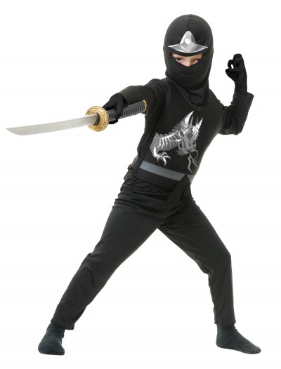 Toddler Ninja Avengers Series II Black Costume buy now
