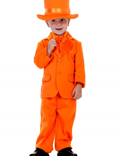 Toddler Orange Tuxedo buy now