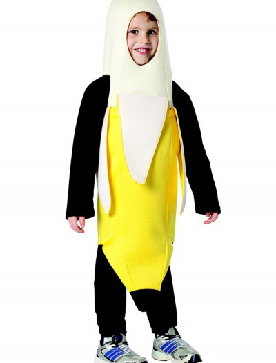 Toddler Peeled Banana Costume buy now