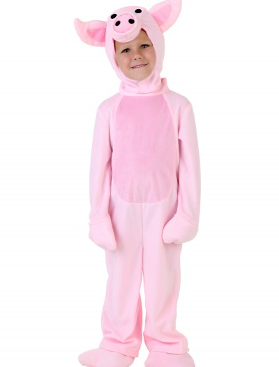 Toddler Pig Costume buy now