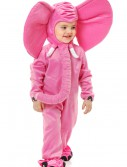Toddler Pink Elephant Costume buy now