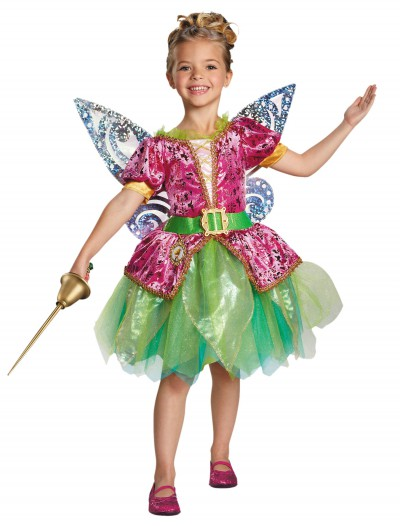 Toddler Pirate Fairy Tinker Bell Deluxe Costume buy now