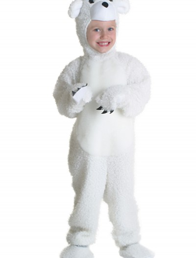 Toddler Polar Bear Costume buy now