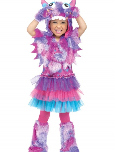 Toddler Polka Dot Monster Costume buy now
