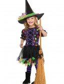 Toddler Polka Dot Witch Costume buy now
