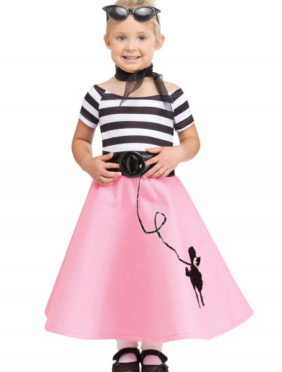 Toddler Poodle Skirt Dress buy now