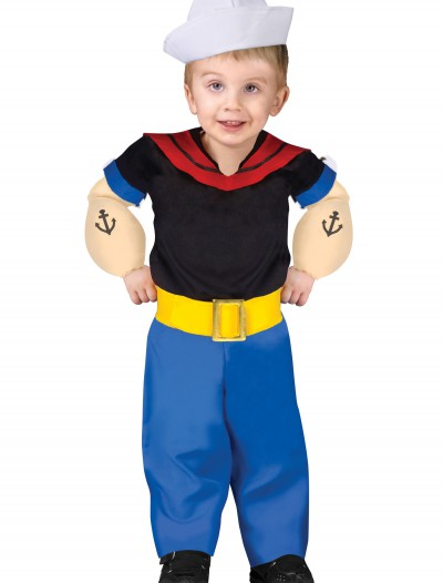 Toddler Popeye Costume buy now
