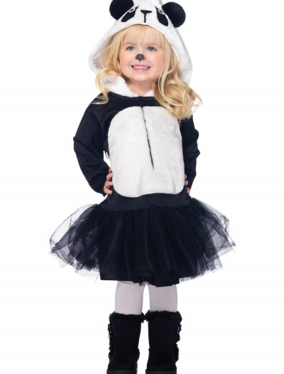 Toddler Precious Panda Costume buy now