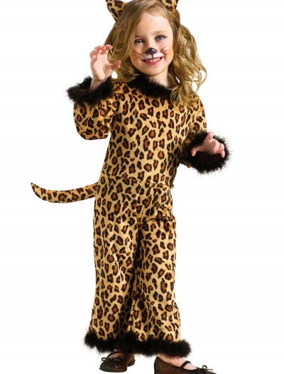 Toddler Pretty Leopard Costume buy now