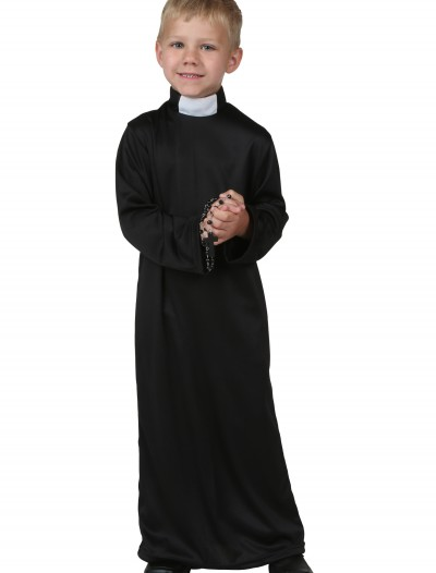 Toddler Priest Costume buy now