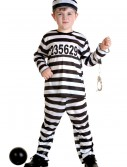 Toddler Prisoner Costume buy now
