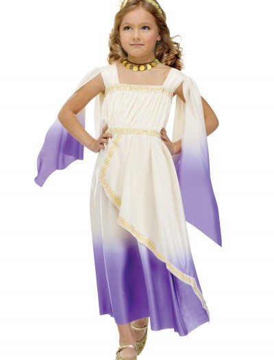 Toddler Purple Goddess Costume buy now