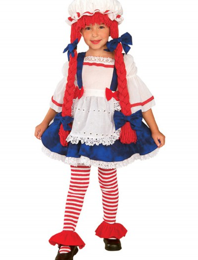 Toddler Rag Doll Costume buy now