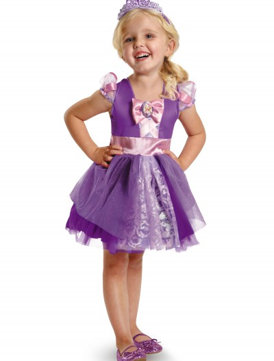 Toddler Rapunzel Ballerina Classic Costume buy now