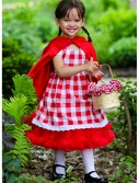 Toddler Red Riding Hood Tutu Costume buy now