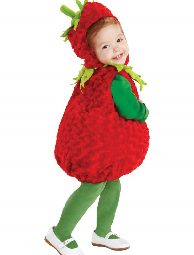 Toddler Red Strawberry Costume buy now
