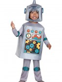 Toddler Retro Robot Costume buy now