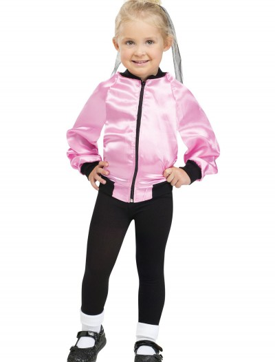 Toddler 50s Ladies Satin Jacket buy now