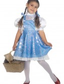 Toddler Sequin Dorothy Costume buy now