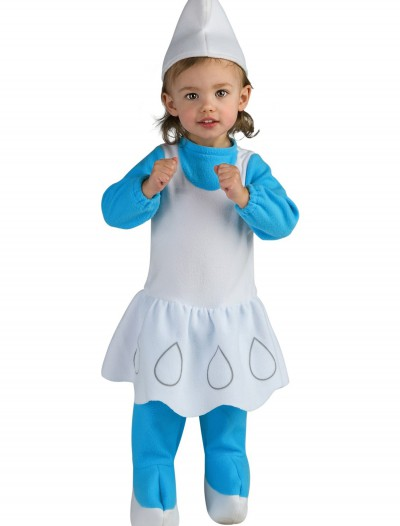 Toddler Smurfette Costume buy now