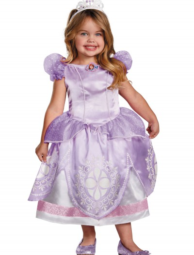 Toddler Sofia the First Deluxe Costume buy now