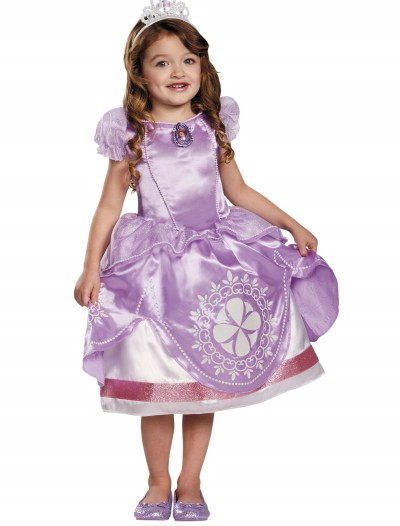 Toddler Sofia the First Motion Activated Light Up Costume buy now