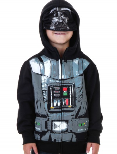 Toddler Star Wars Darth Vader Costume Hoodie buy now