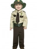 Toddler State Trooper Costume buy now