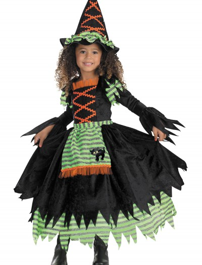 Toddler Storybook Witch Costume buy now