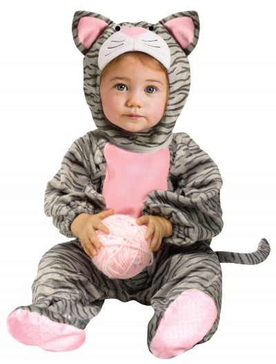 Toddler Striped Gray Kitten Costume buy now