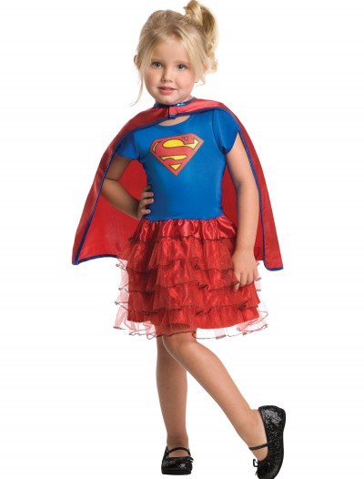 Toddler Supergirl Tutu Set buy now