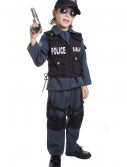 Toddler SWAT Officer Costume buy now